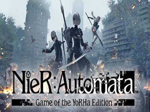 Nier Automata: Trame du jeu