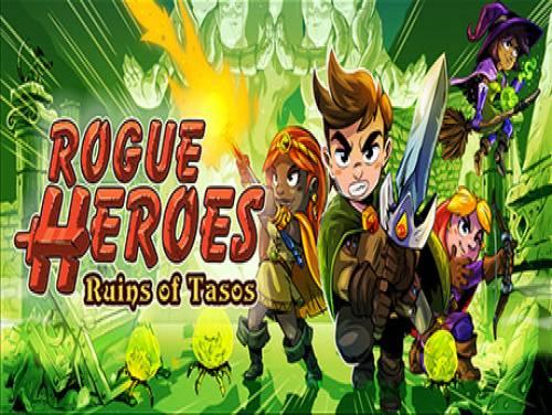Rogue Heroes: Ruins of Tasos: Trama del Gioco