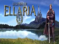 Legends of Ellaria: тренер (1.0.0.9) : Изменить: потраченные очки навыков, Изменить: добавить очки духа и изменить: уровень