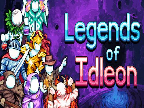 Legends of IdleOn - Idle MMO: Trama del Gioco