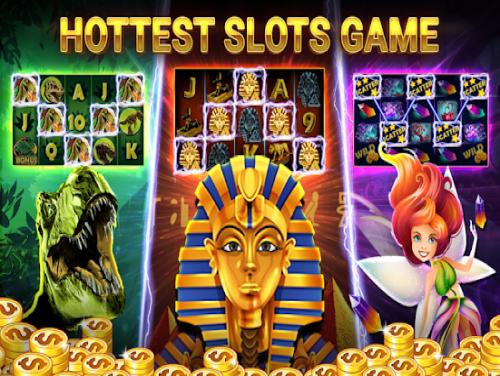 Slots: slot machine da casinò gratis: Trama del Gioco