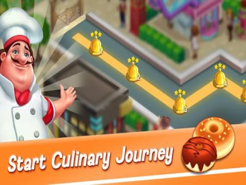 Cooking Diner: Trama del Gioco