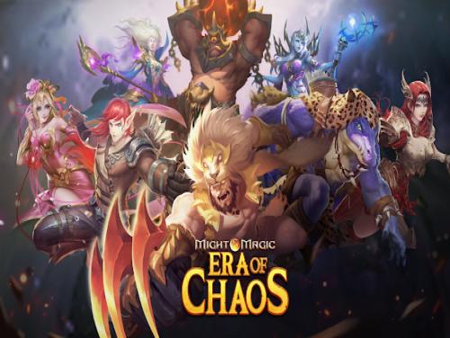 Might & Magic Heroes: Era of Chaos: Trama del Gioco