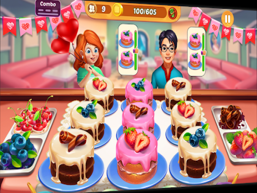 Читы Cooking Crush: giochi di cucina per adulti для ANDROID / IPHONE