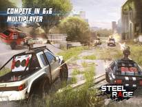 Читы Steel Rage: Sparatutto PvP di auto robot