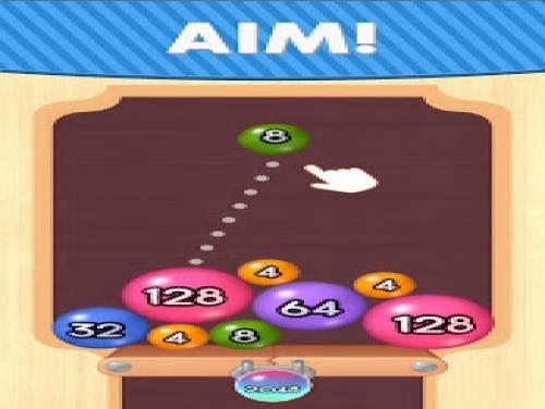 2048 Balls 3D: Trama del Gioco