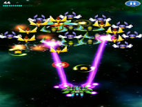 Galaxy Invader: Space Shooting: Truques e codigos