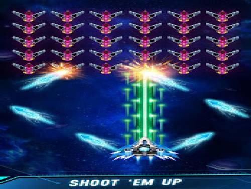 Space Shooter: Galaxy Attack: Verhaal van het Spel