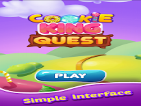 Trucs en codes van Cookie King Quest: Free Match 3 Games