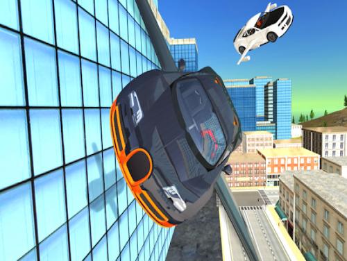 Flying Car Transport Simulator: Trama del Gioco