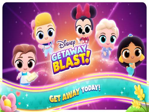 Disney Getaway Blast: Trama del Gioco