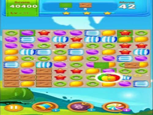 Candy Bomb: Trama del Gioco
