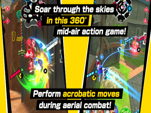 Kick-Flight: Trama del Gioco