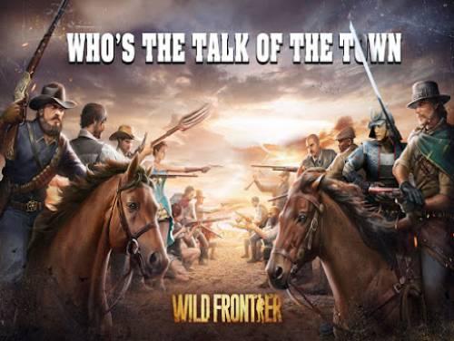 Wild Frontier: Trama del Gioco