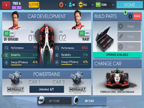 Motorsport Manager Online: Trama del Gioco