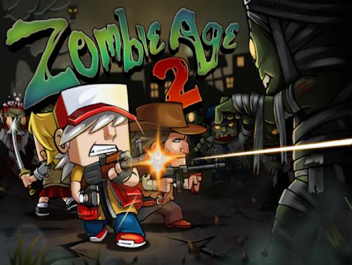 Zombie Age 2 Premium: Survive in the City of Dead: Trama del Gioco