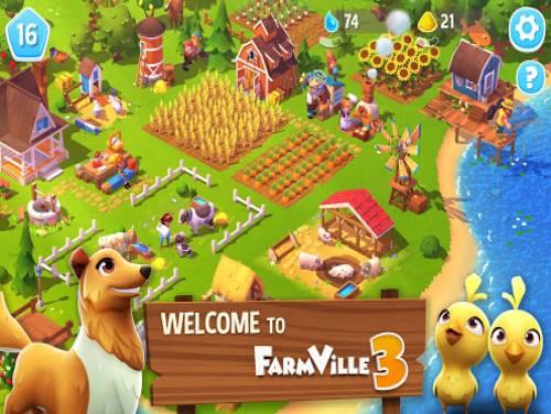 FarmVille 3 - Animali: Trama del Gioco