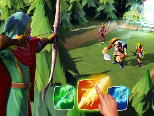 Hunter: Master of Arrows: Trama del Gioco