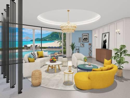Home Design: Hawaii Life: Trama del Gioco
