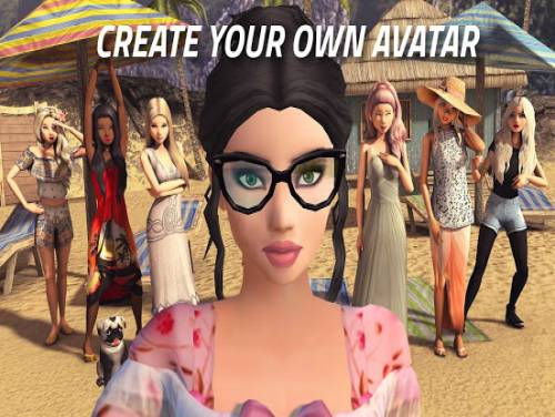 Avakin Life - Mondo virtuale 3D: Trama del Gioco