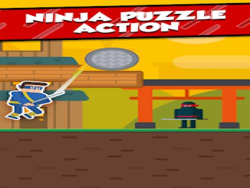 Mr Ninja - Slicey Puzzles: Trama del Gioco