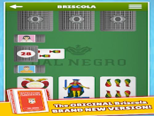 Briscola originale Dal Negro: Trama del Gioco