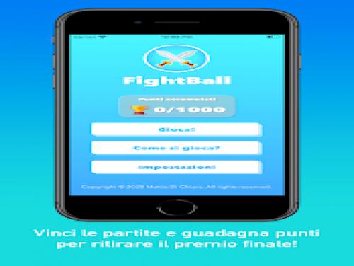 FightBall: Trame du jeu