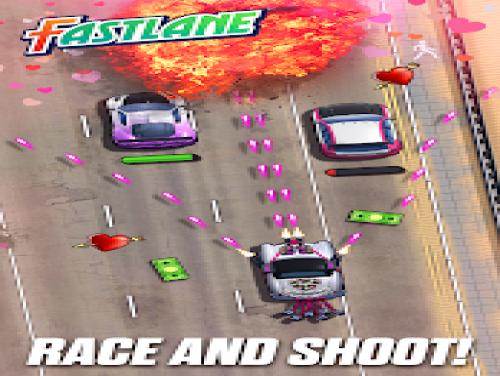 Fastlane: Alta Velocità: Trama del Gioco