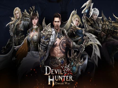 Devil Hunter: Eternal War: Trama del Gioco