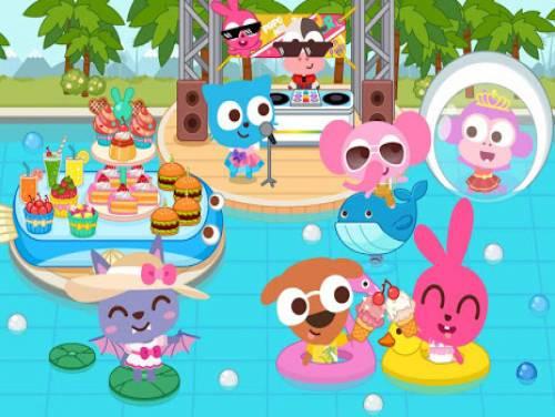 Papo World Playground: Trama del Gioco