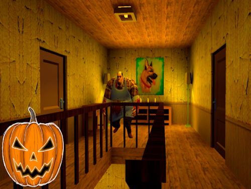 Mr. Dog: Scary Story of Son. Horror Game: Trama del Gioco