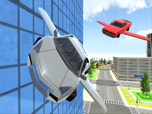 Flying Car City 3D: Trama del Gioco