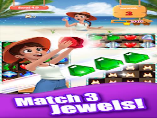 Jewel Ocean - New Match 3 Puzzle Game Idle Garden: Trama del Gioco