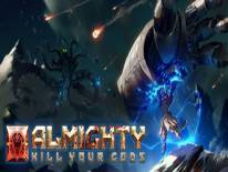 Almighty: Kill Your Gods: Trainer (May 2021 0.1.5): Saltos ilimitados, saúde ilimitada e modificação: gado