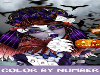 Zombie Painting - Color by Numbers & Monster Art: Trucchi e Codici