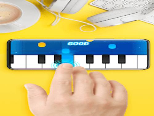 Piano Fun - musica magica: Trama del Gioco