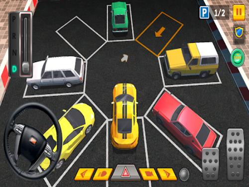 Car Parking 3D Pro : City car driving: Trama del Gioco