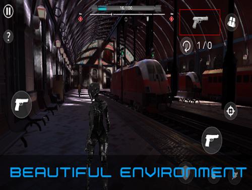 CyberSoul - Evil rise : Zombie Resident 2: Trama del Gioco