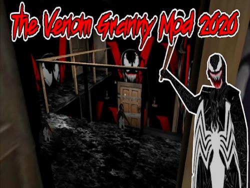 Black Granny Spider Horror MOD :Scary Grannom 2020: Trama del Gioco