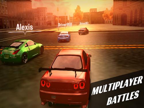Real Car Drift Racing - Epic Multiplayer Racing !: Trama del Gioco