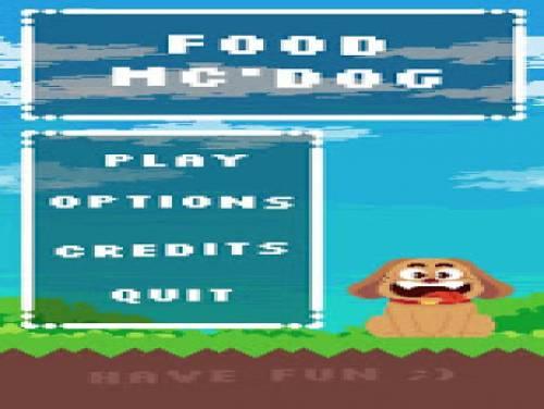 Food Mc'Dog: Trama del Gioco