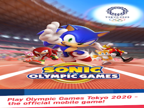 SONIC AT THE OLYMPIC GAMES - TOKYO 2020: Plot of the game