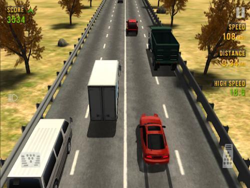Traffic Racer: Trama del Gioco