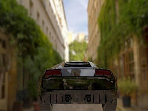 Demon Car Simulator: Stunts, Racing and Zombies: Trama del Gioco