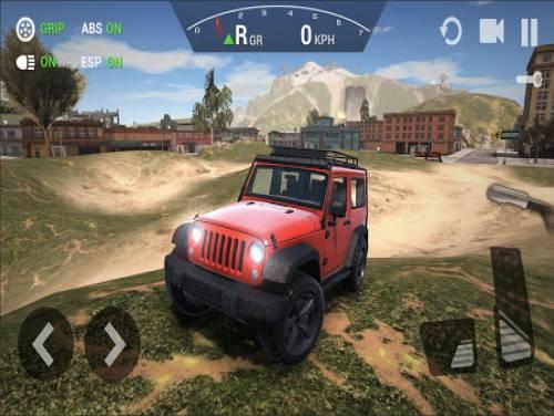 Ultimate Offroad Simulator: Trama del Gioco