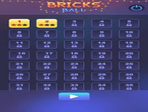 Bricks ball-phyisics ball: Trama del Gioco