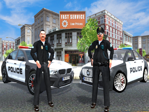 Police VS Crime: Trama del juego