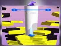 Happy Stack Ball-crush helix jump: Truques e codigos