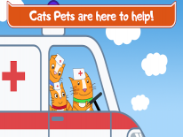 Cats Pets Animal Doctor Games for Kids! Pet doctor: Trucs en Codes