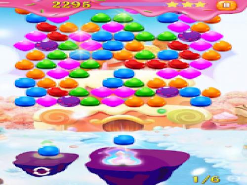 Candy Shooter - Bubble Pop 2020: Trama del Gioco